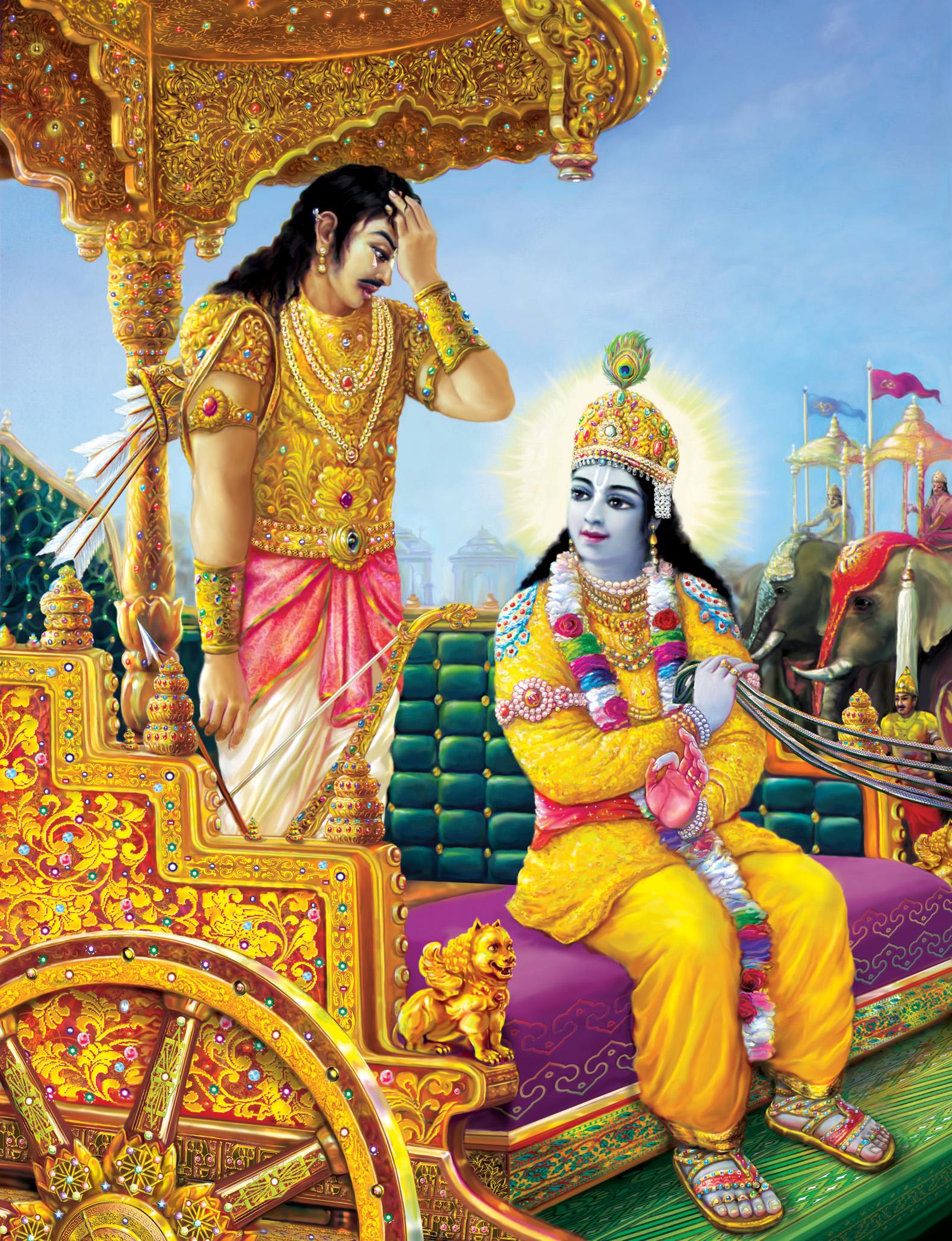 The Right Stand: The Gita Controversy