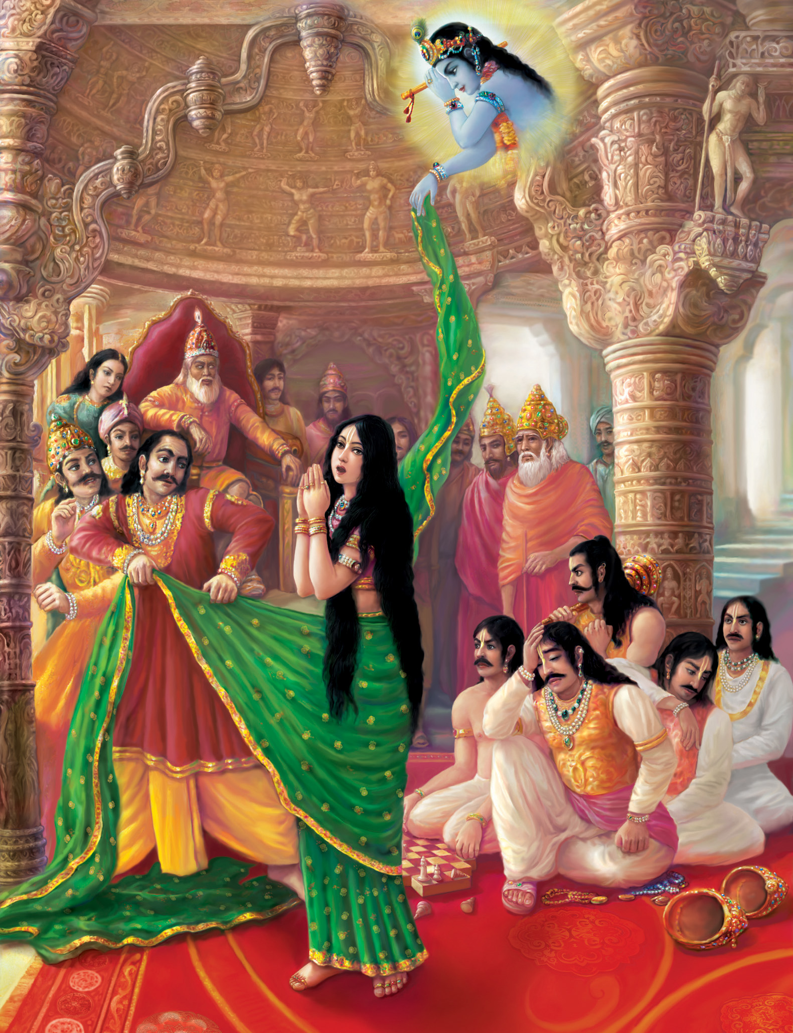 Bhagavad Gita Pictures Prabhupada