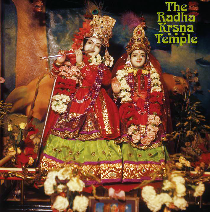 Chant And Be Happy The London Radha Krishna Temple